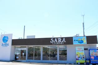 店舗名:Laundry SARA